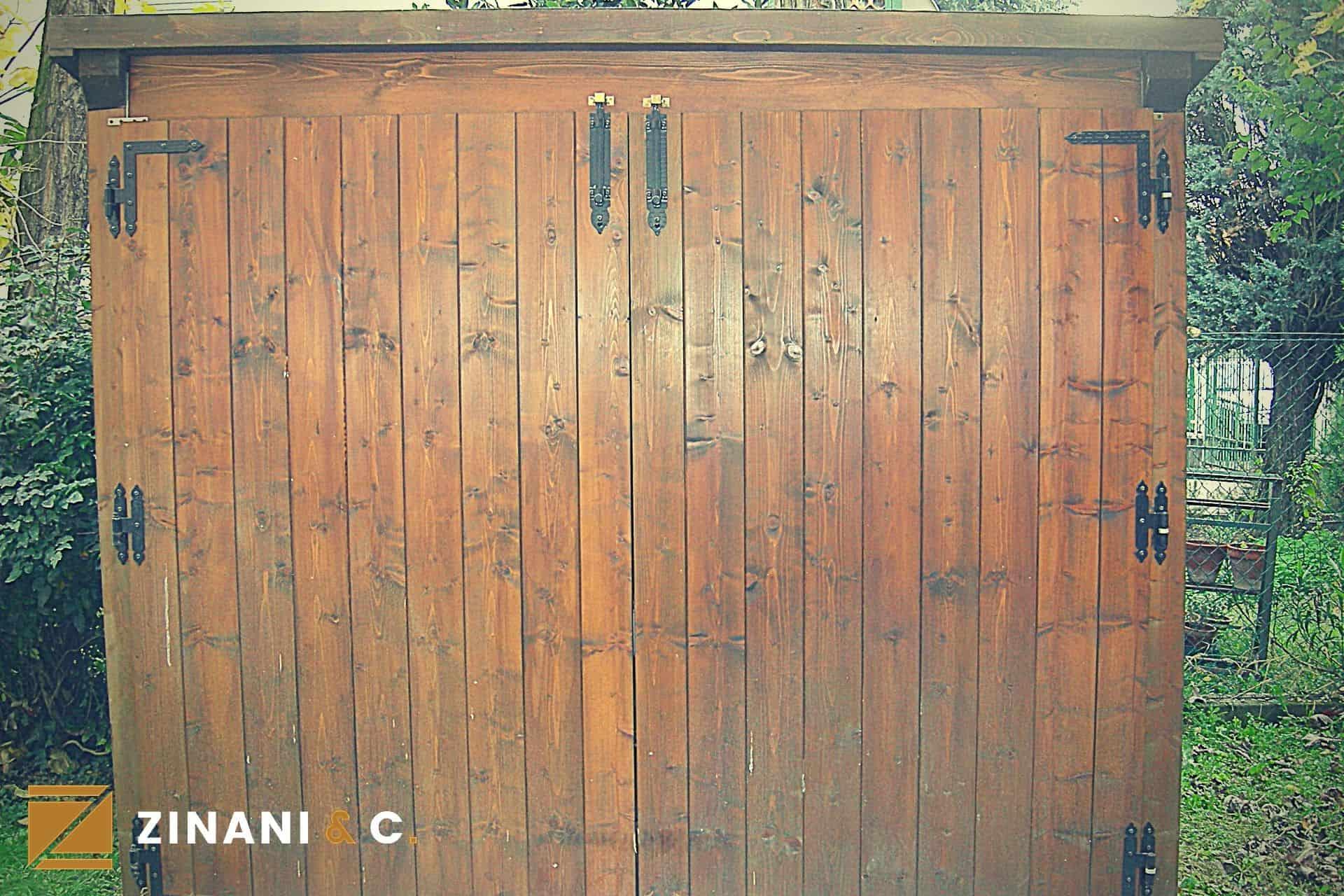 Casetta in legno su misura nel tuo giardino di casa