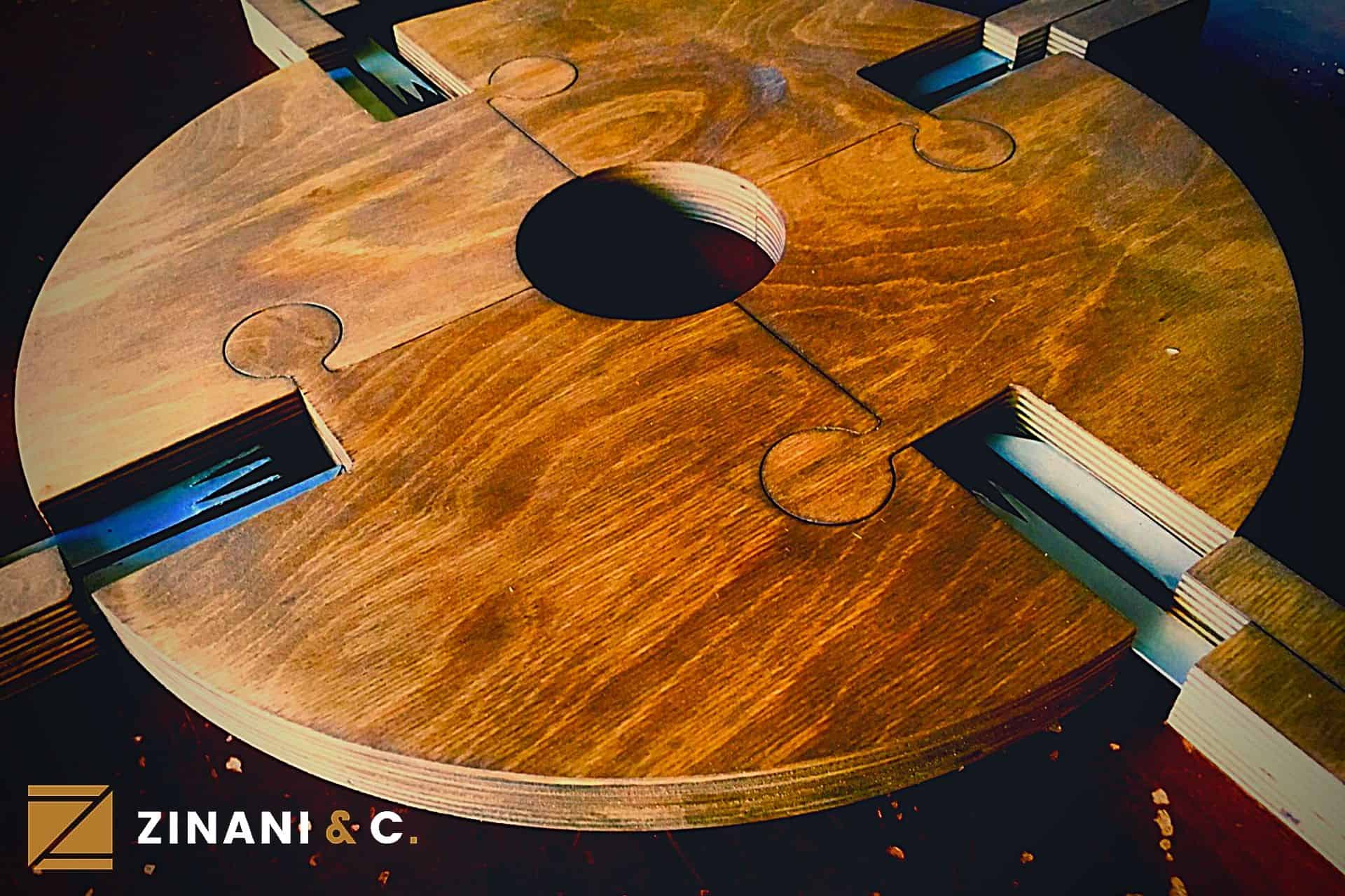 You are currently viewing Vassoio per gustare la fonduta: quando l'artigiano incontra il design