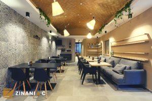 Bar con sala degustazione: moderno e antico si incontrano